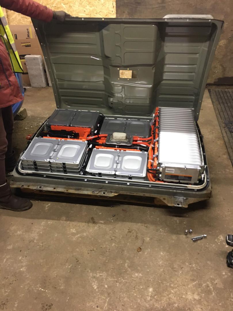 Open Battery