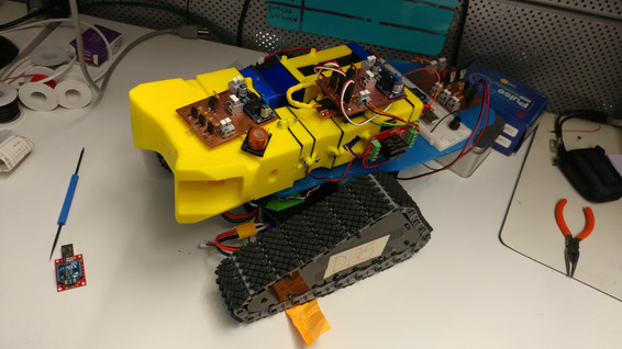 Biomimicry Robot