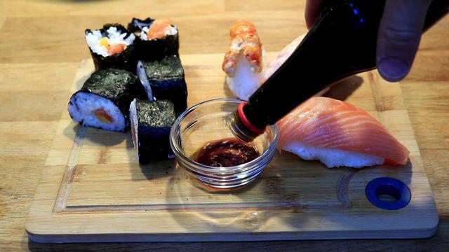 Home made Sushi!