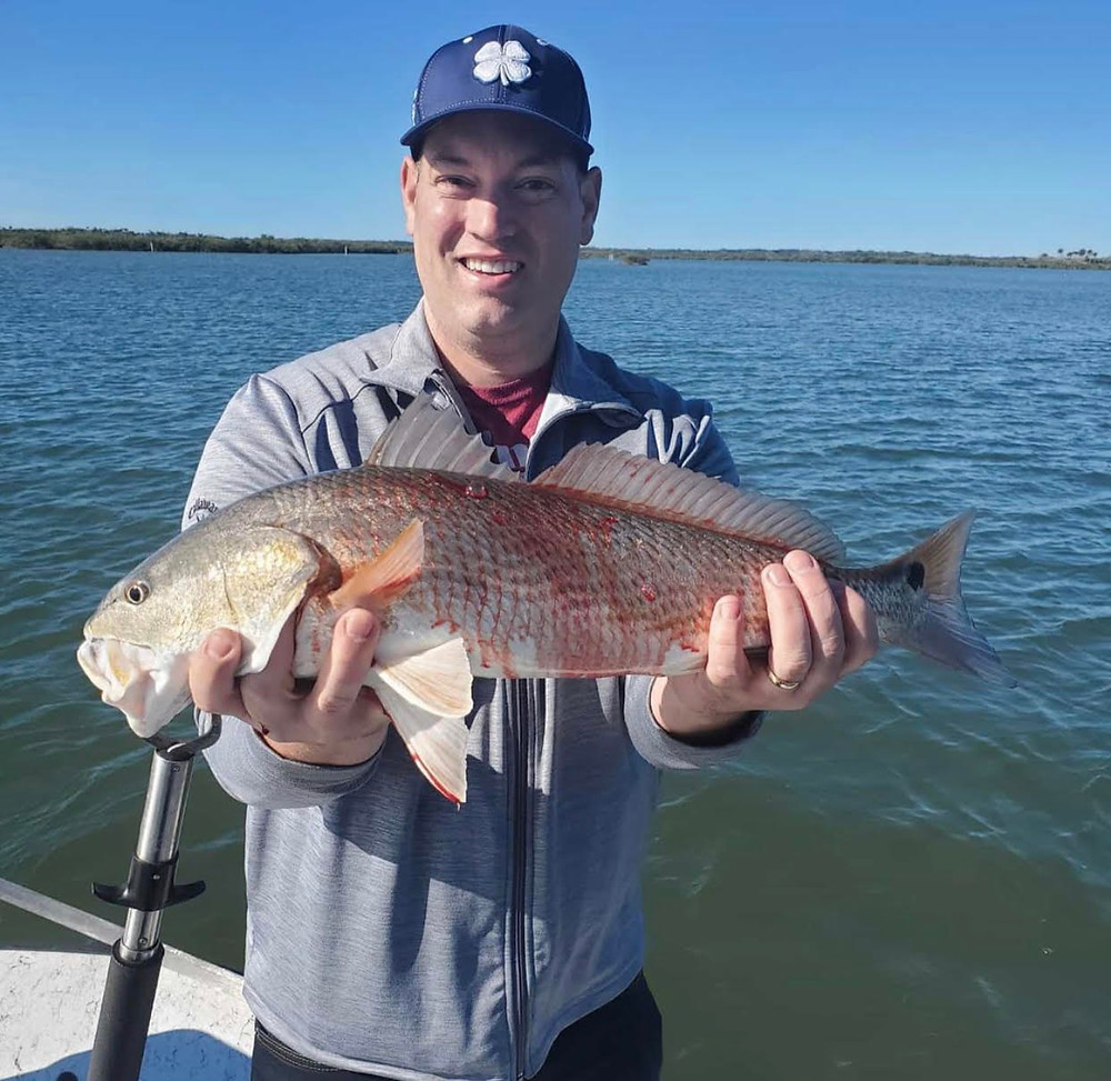 Fishing Charters at Mosquito Lagoon