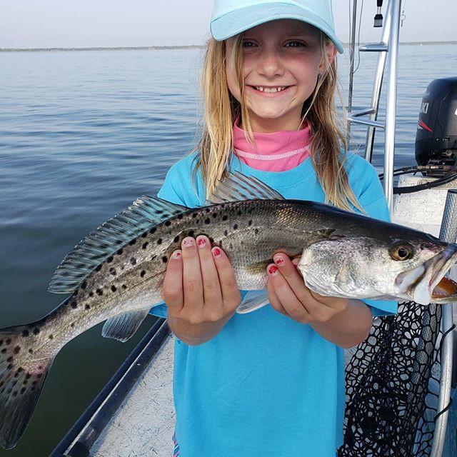 Spotted Seatrout Season