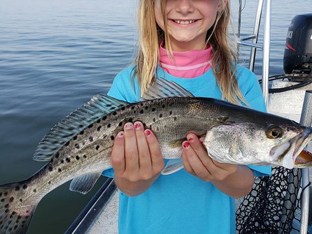 Schools are Out!  Get a Fishing Charter!