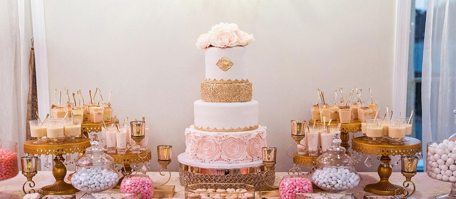 Add Candy to Your Wedding Venue