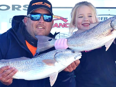 Winter Fishing Charters