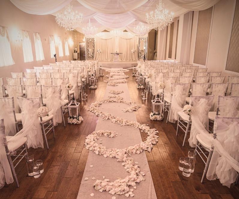 Weekday Wedding at Crystal Ballroom at Veranda