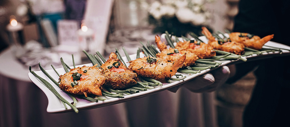 The Wedding Catering Experience