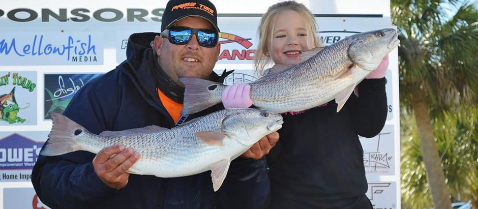 Thinking about a Fishing Charter?