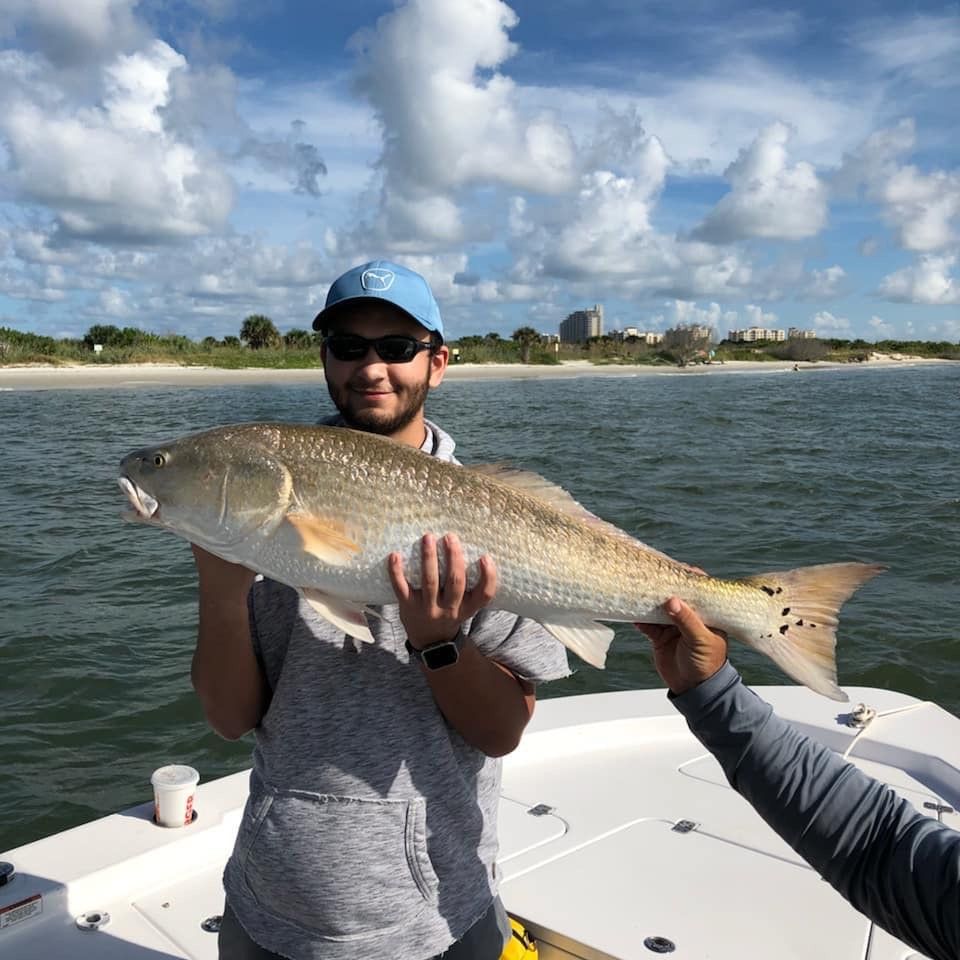 Fishing Skinny Waters with Code Red Fishing Charters