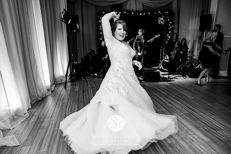 Wedding Entertainment at Crystal Ballroom