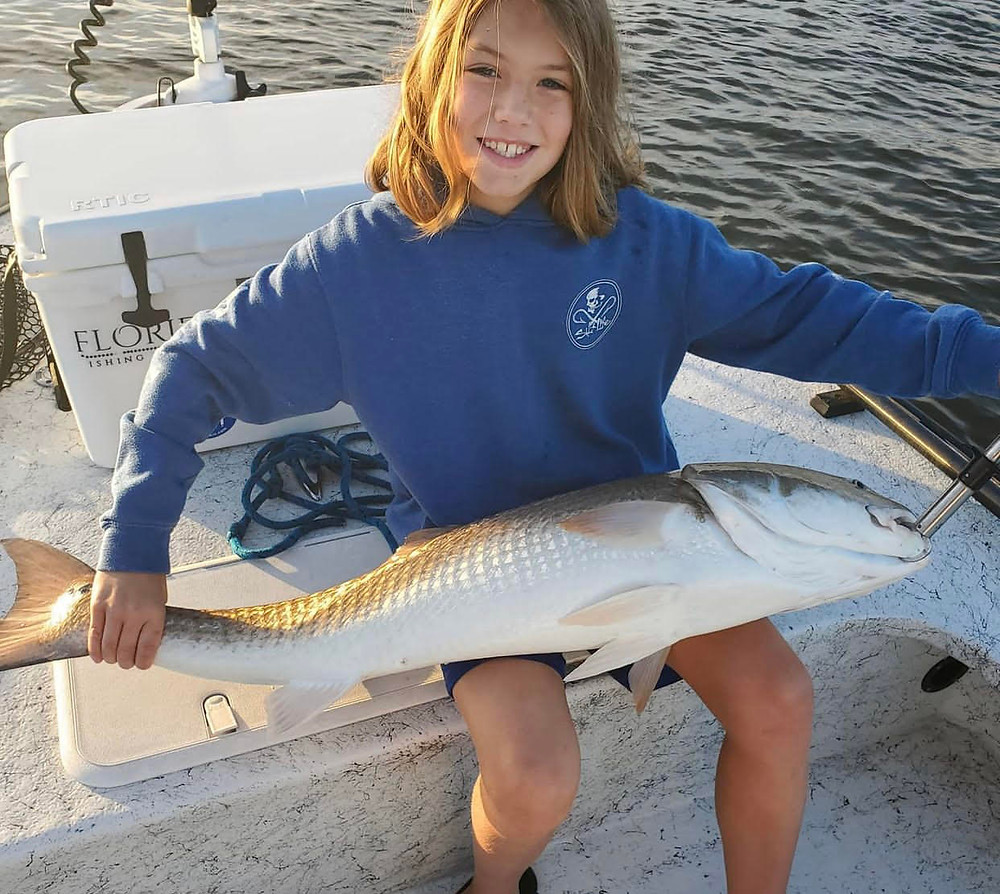 Fishing Charters in New Smyrna Beach