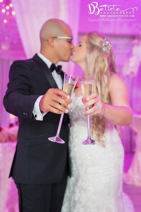 Crystal Ballroom Wedding DJ
