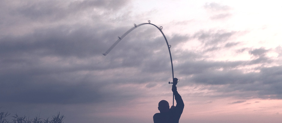 The Perfect Cast: learn technique with Code Red Fishing Charters