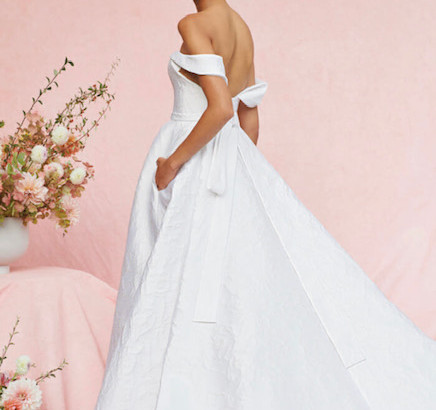 Wedding Dresses of 2020 at Bridal Fashion Week