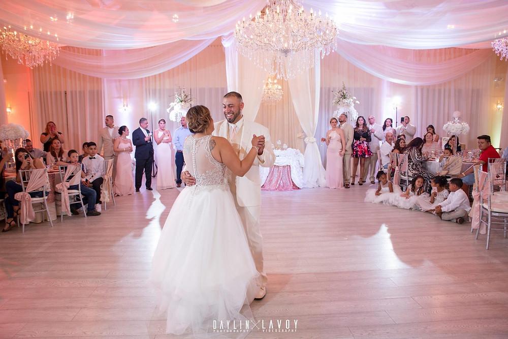 Small Weddings at The Crystal Ballroom