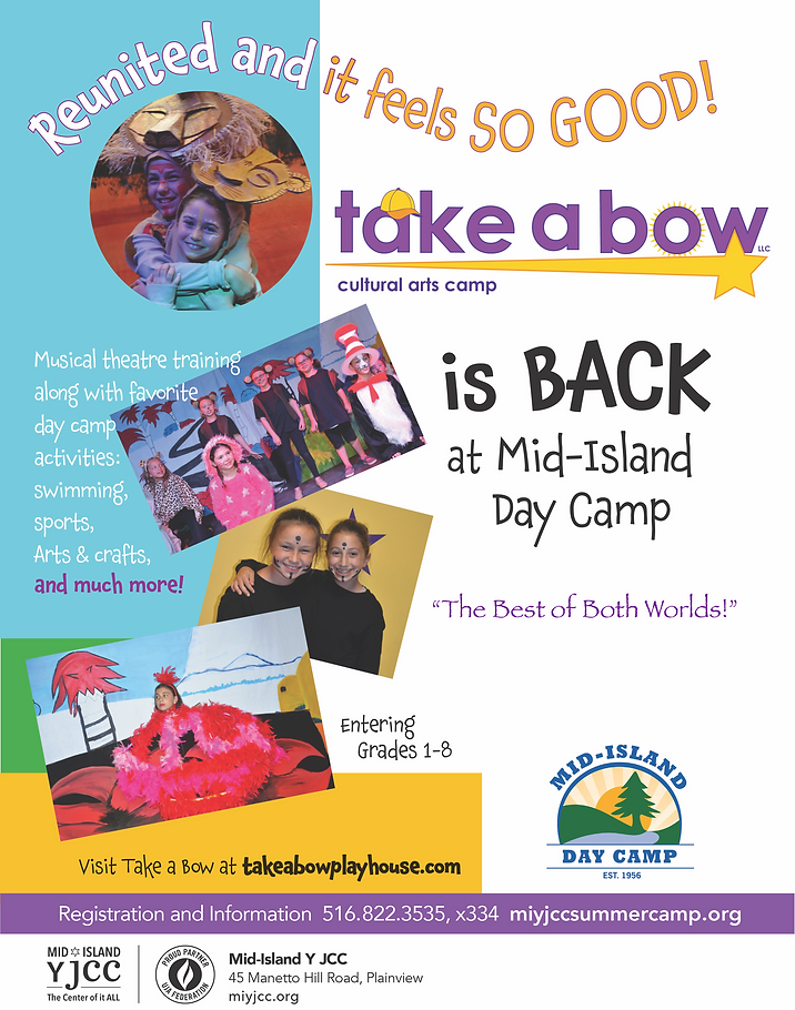 Take A Bow Camp Announcement.png