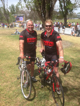 Ride to Conquer Cancer 2014