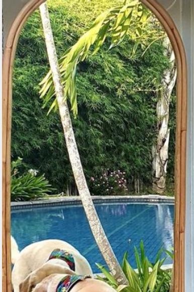 Cantik Mirror Natural