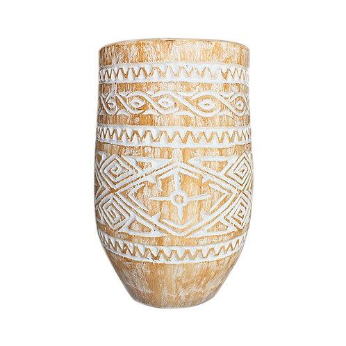 Tribal Natural Pot Small
