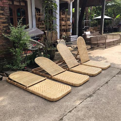 Sugi Rattan Beach Chair