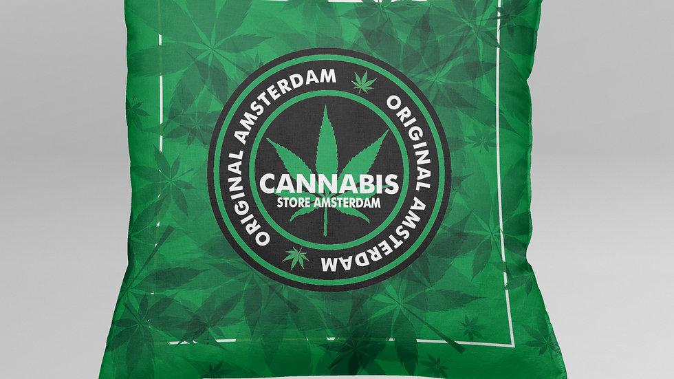 Cuscino Cannabis - CS005CB