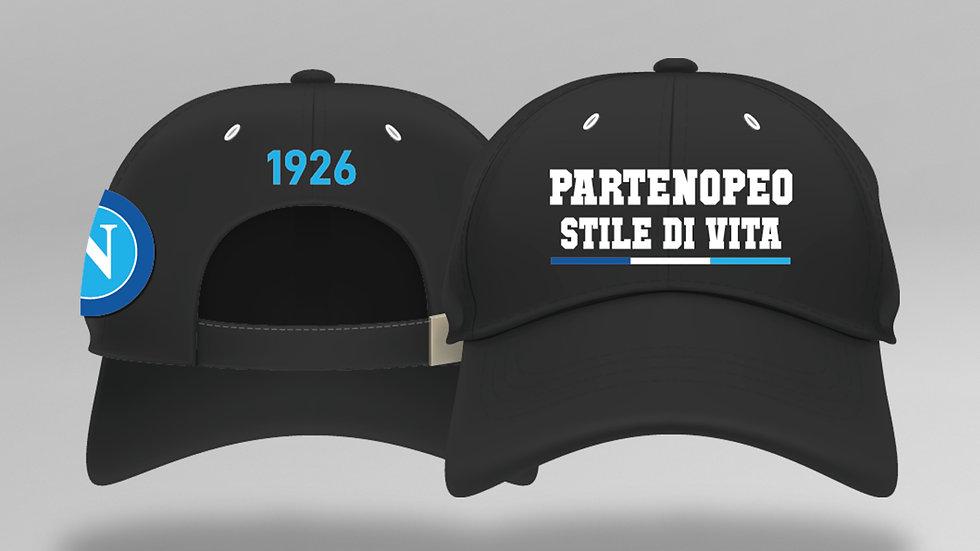 Cappello Ricamato 02