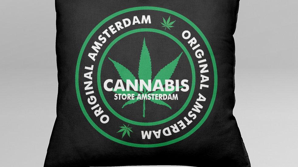 Cuscino Cannabis - CS004CB