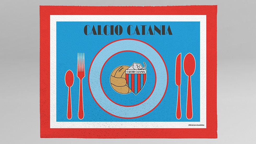 Tovaglietta Colazione Calcio Catania - TC001CT