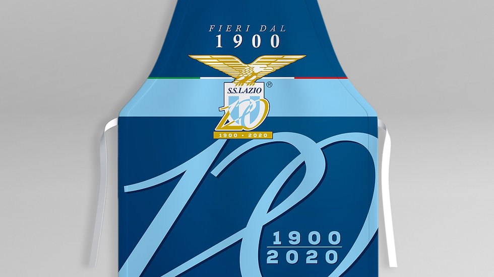 Grembiule 120 Anni - GC002LZ