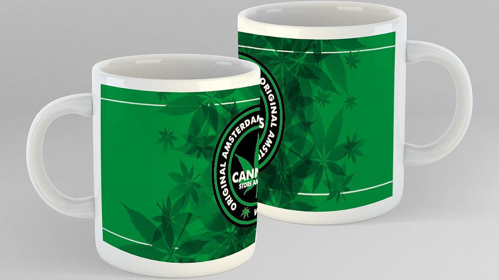 Tazza Cannabis - TZ006CB