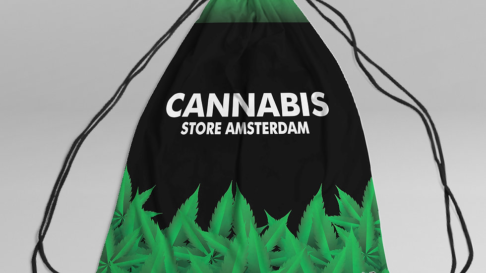 Zaino Cannabis - ZN003CS