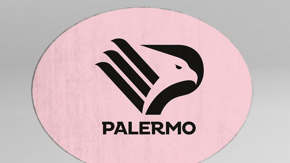 Tappeto Ovale SSD Palermo - TL002PL