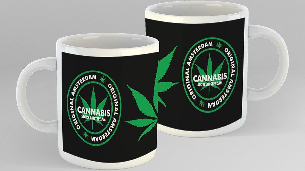 Tazza Cannabis - TZ003CB