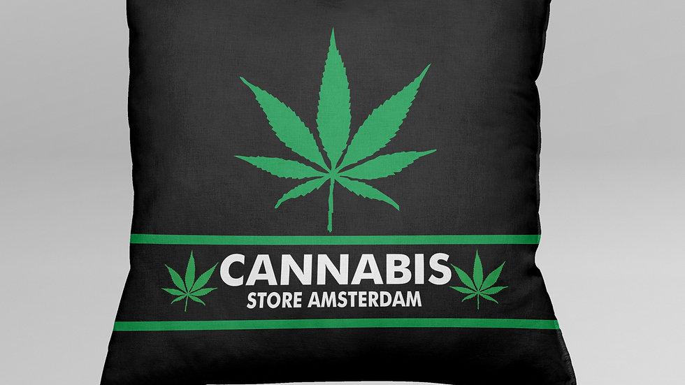 Cuscino Cannabis - CS001CB