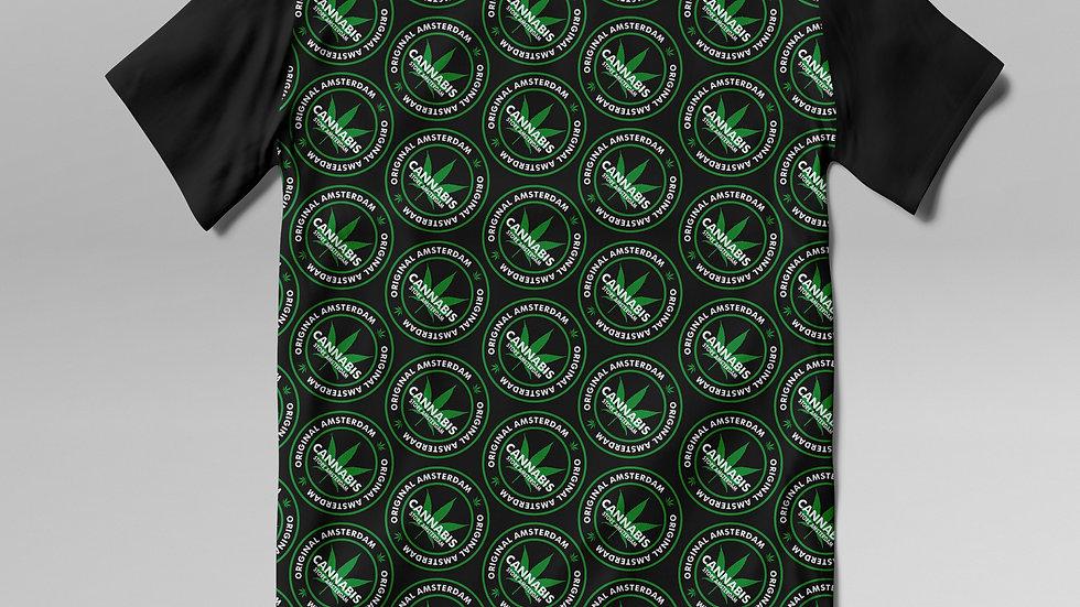 T- Shirt Cannabis- TS003CB