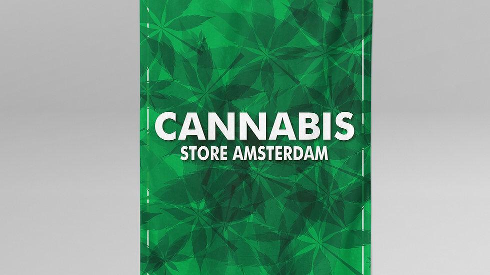 Telo mare Cannabis - TL004CB
