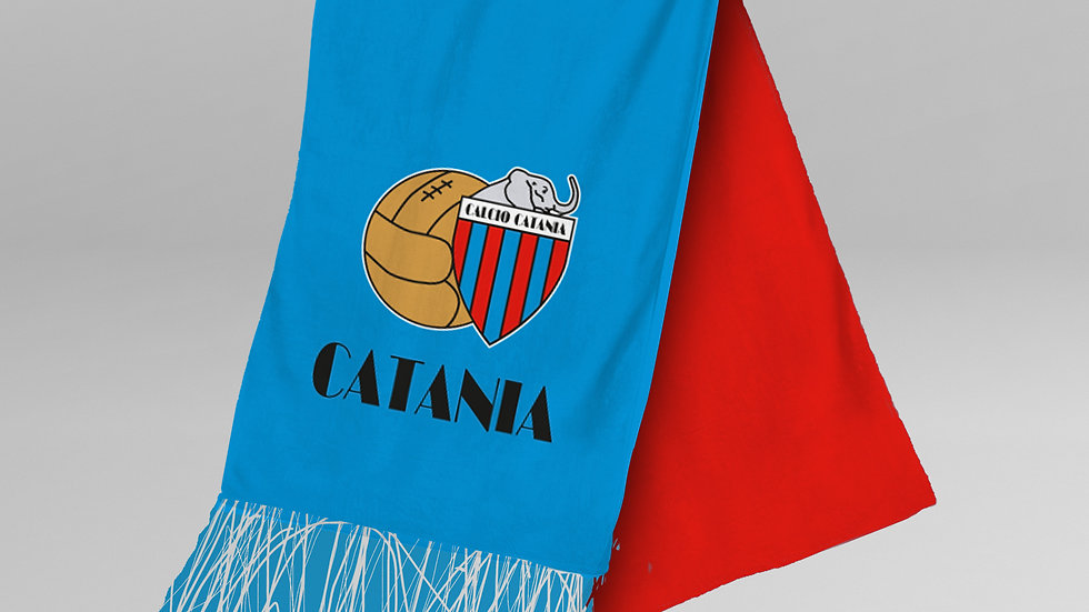 Sciarpa Jacquard Calcio Catania - SC001CT