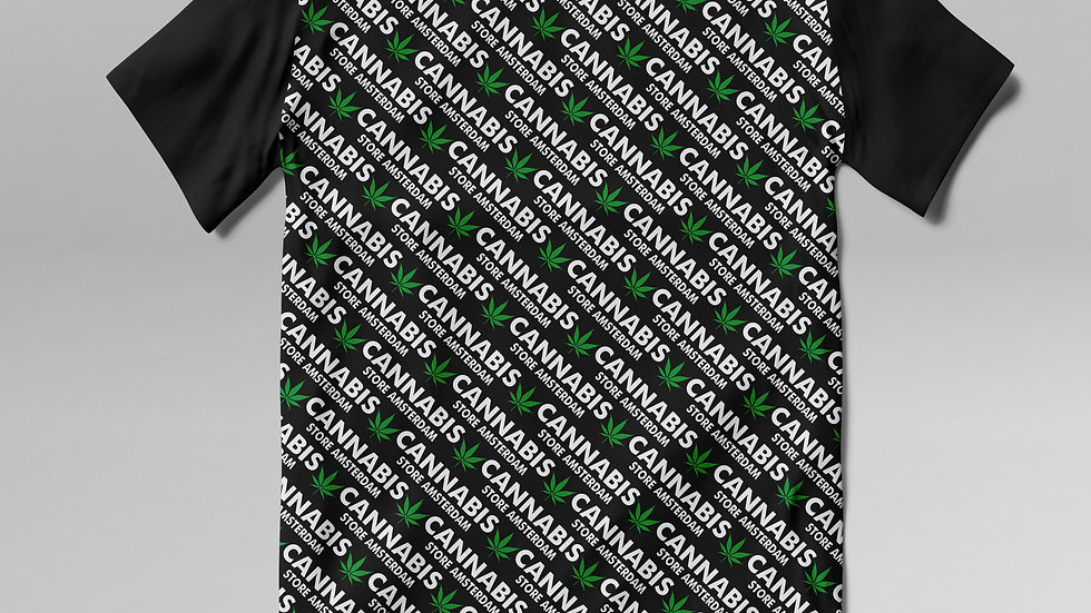 T-Shirt Cannabis -TS001CB