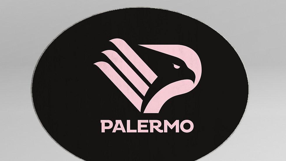 Tappeto Ovale SSD Palermo - TL001PL