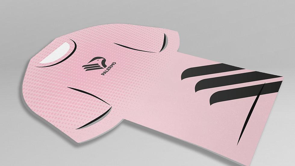 Mouse Pad T-Shirt SSD Palermo - TM004PL