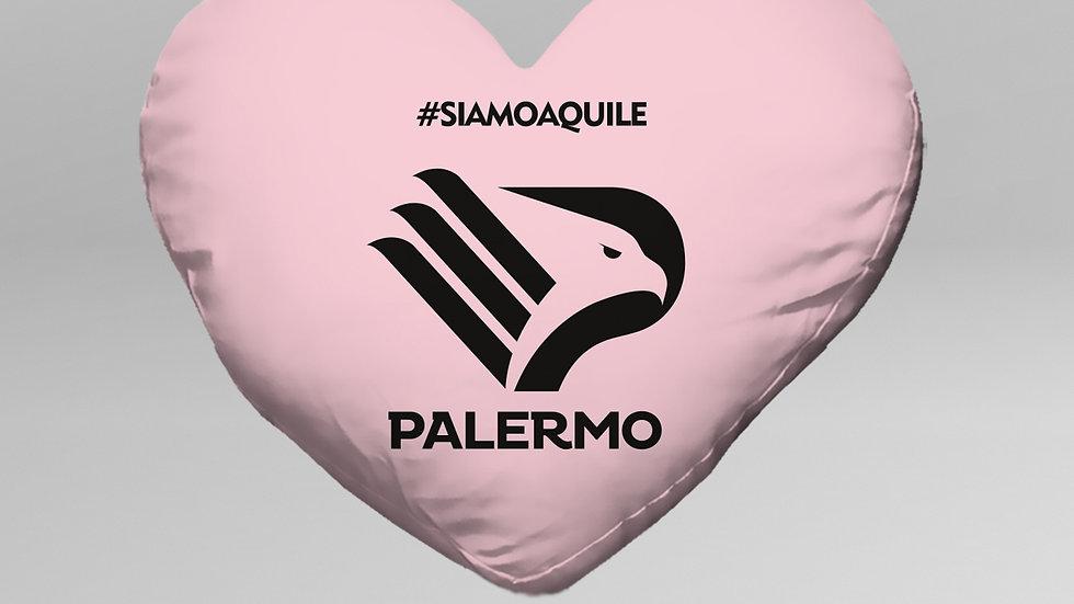 Cuscino Cuore SSD Palermo - CC002PL