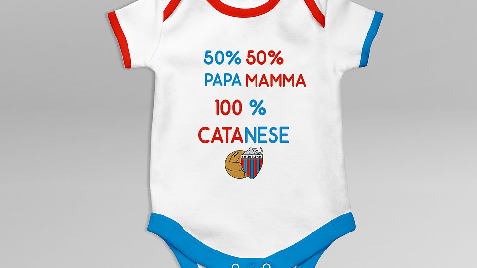 Body Calcio Catania - BD001CT