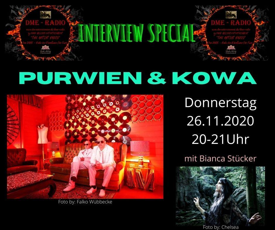 INTERVIEW SPECIAL Purwien & Kowa fb Beit