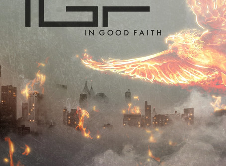Review: In Good Faith — I'm Still Alive (EP)