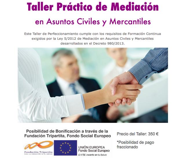 Taller de Formación Continua en Madrid