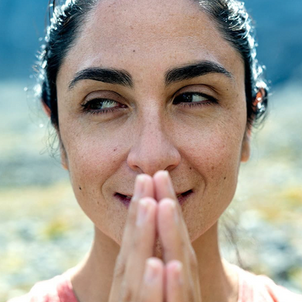 Carla Yoga Lehrerin