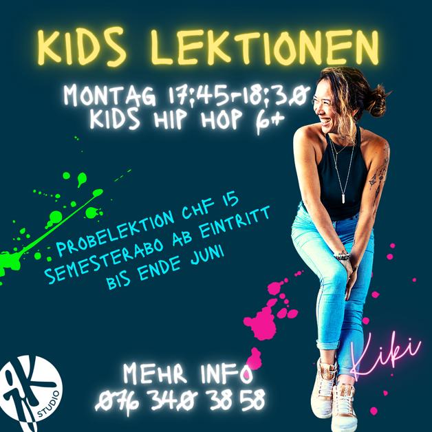 Hip Hop für Kids 6+