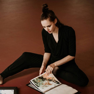 Sarah Co-Creator, Künstlerin, Bewegungspädagogin