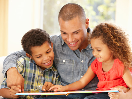 Why should I bother to read with my kids?