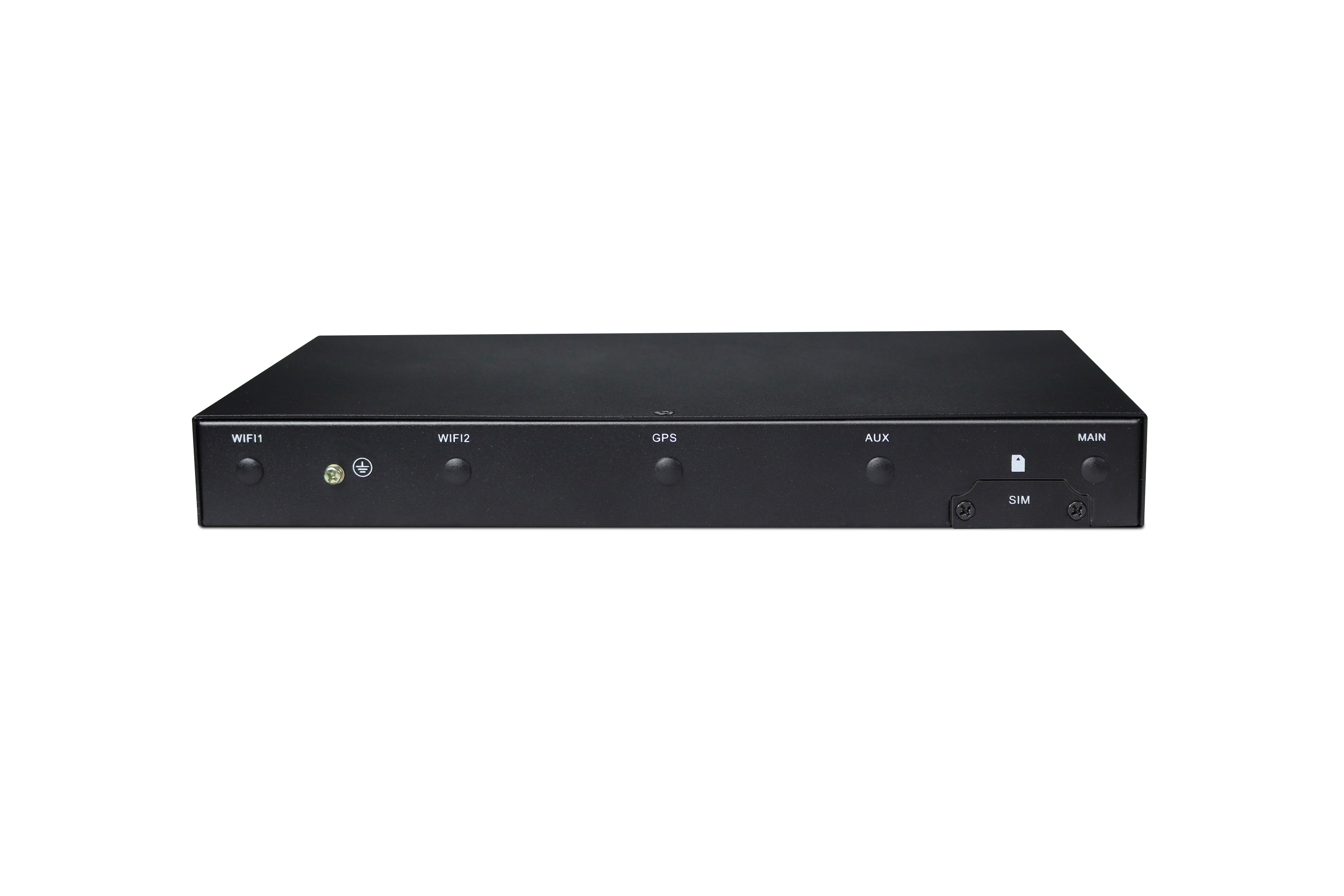 R4A00 Wavetel Dual SFP Load Balance Router Back