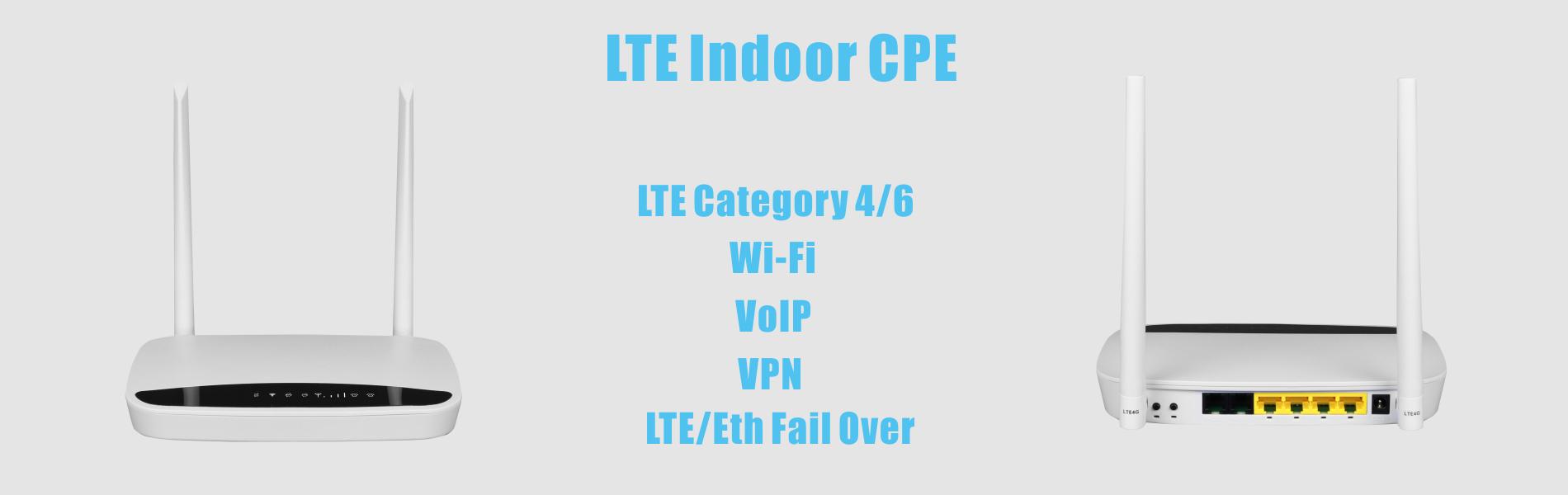 LTE Indoor CPE